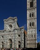 Giotto's Bell Tower Royalty Free Stock Image