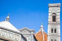 Giotto's Campanile Royalty Free Stock Images