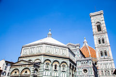 Giotto's Campanile Royalty Free Stock Photography