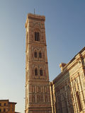 Giotto's Campanille in Florence, Italy royalty free stock photography