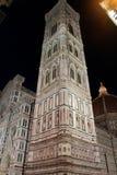 Giotto ` s dzwonnica Obrazy Stock