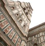 Giotto's Tower Royalty Free Stock Photography