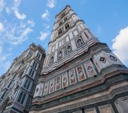 The Giotto Tower in Florence Giottos Campanile Stock Photos