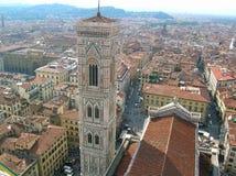 Giottos Glockenturm Lizenzfreies Stockbild