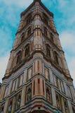 Giottos Glockenturm Stockfoto