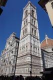 Giottos Glockenturm lizenzfreies stockfoto
