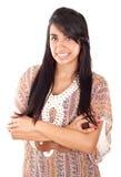 Giovane allievo femminile Fotografie Stock