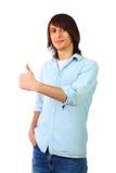 Giovane allievo maschio Immagine Stock Libera da Diritti