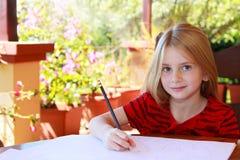 Giovane artista Immagini Stock