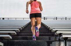 Giovane atleta Fotografia Stock