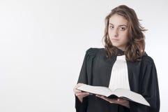 Giovane avvocato Immagini Stock