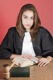 Giovane avvocato Fotografie Stock