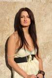 Giovane bella donna Immagini Stock Libere da Diritti