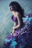 Giovane bellezza Fotografia Stock Libera da Diritti