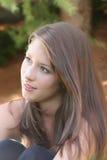Giovane bellezza Fotografia Stock