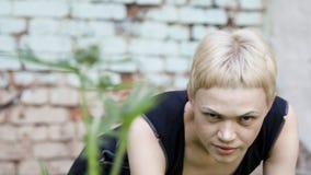 Giovane bionda Fotografia Stock Libera da Diritti