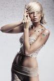 Giovane blonde Immagine Stock