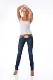 Giovane Blonde Fotografie Stock Libere da Diritti