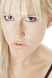 Giovane blonde sensuale Fotografie Stock