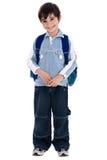 Giovane condizione del ragazzo Fotografia Stock Libera da Diritti