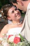 Giovane coppia sposata Immagini Stock
