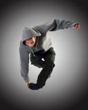 Giovane danzatore maschio Immagine Stock Libera da Diritti