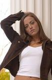 Giovane donna 14 Fotografie Stock Libere da Diritti