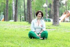 Giovane donna Fotografia Stock Libera da Diritti