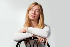 Giovane donna. Fotografie Stock Libere da Diritti