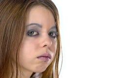 Giovane donna Fotografie Stock