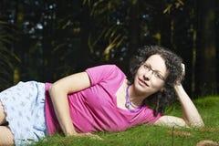 Giovane donna 15 Fotografie Stock Libere da Diritti