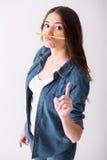 Giovane donna 15 Fotografie Stock