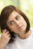 Giovane donna 15 Immagini Stock