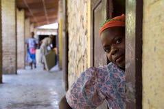Giovane donna Immagini Stock Libere da Diritti