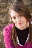 Giovane donna attraente Immagini Stock Libere da Diritti
