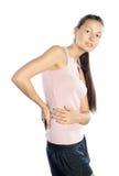 Giovane donna in buona salute Immagini Stock