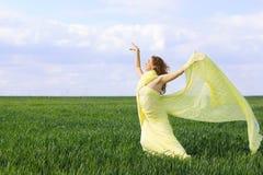 Giovane donna Charming Fotografie Stock Libere da Diritti
