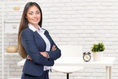 Giovane donna di affari Immagine Stock