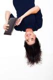 Compressa upside-down Immagine Stock