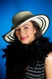 Giovane donna elegante Fotografie Stock Libere da Diritti