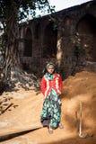 Giovane donna indiana Immagine Stock