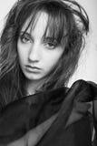 Giovane donna nel dolore Fotografia Stock Libera da Diritti