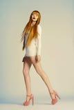 Giovane donna perfetta Fotografia Stock