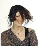 Giovane donna piacevole Fotografie Stock Libere da Diritti