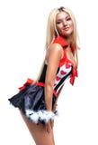 Giovane donna sexy Fotografia Stock Libera da Diritti