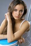 Giovane donna sexy Immagine Stock