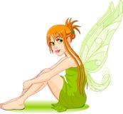Giovane fairy Immagine Stock