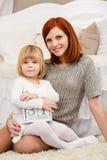 Giovane famiglia felice Immagine Stock Libera da Diritti