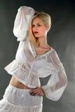 Giovane femmina attraente fotografie stock libere da diritti