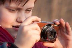 Giovane fotografia Fotografia Stock